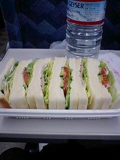 野菜サンドイッチ