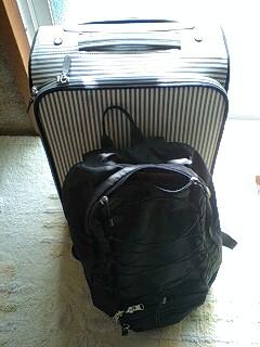 海外出張バッグ